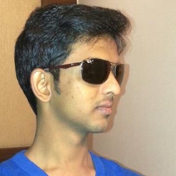 Aditya Vardhan, 29, Hyderabad, India