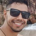 Bruno Cesar, 29, Brasilia, Brazil