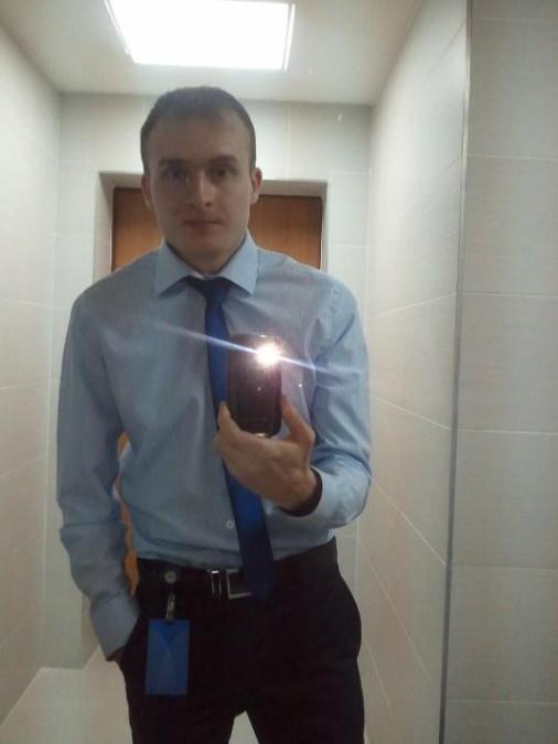 Dmitry Postnikov, 32, Nizhny Novgorod, Russian Federation