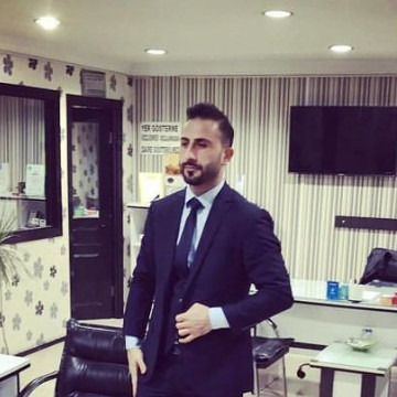 Alper, 32, Ankara, Turkey