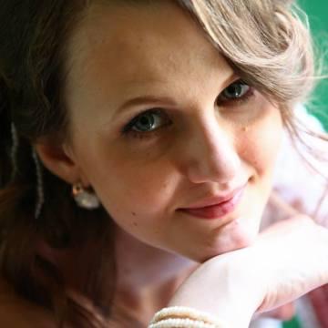 Olga Kurjavenko, 31, Chernivtsi, Ukraine