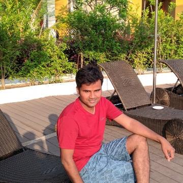 Hriday Shankar Prasad, 31,
