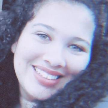 Adna Rodrigues da Silva, 20, Curitiba, Brazil