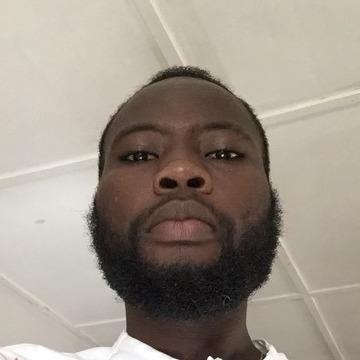 Nana Qwesi, 24, Accra, Ghana