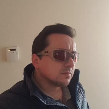 Max Ramirez, 44, Santiago, Chile