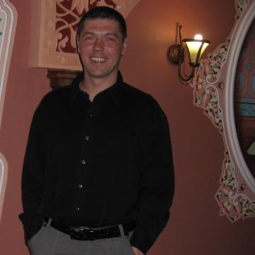 Denis Alexandrov, 43, Kharkiv, Ukraine