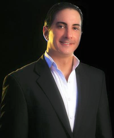 Raymond Balaguer, 40, Santo Domingo, Dominican Republic