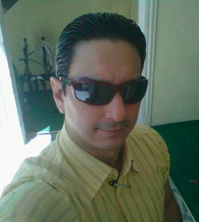 Raymond Balaguer, 42, Santo Domingo, Dominican Republic