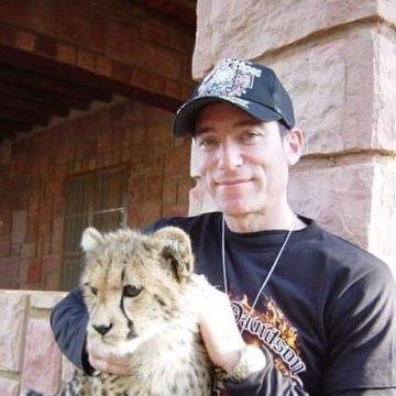 Gary, 52, Johannesburg, South Africa