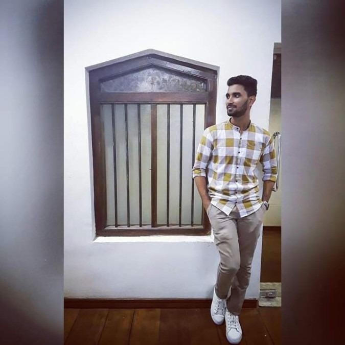 Duncan Kajan, 22, Colombo, Sri Lanka
