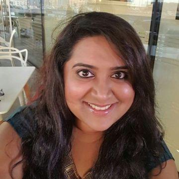 Thanzeem, 35, Dubai, United Arab Emirates