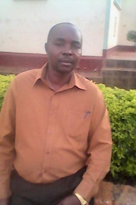 Ibrahim kawooya, 43, Kampala, Uganda
