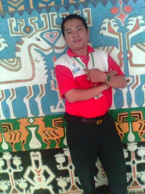 Asmandat Ziano, 46, Surabaya, Indonesia