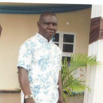 Reginald Hart, 52, Port Harcourt, Nigeria