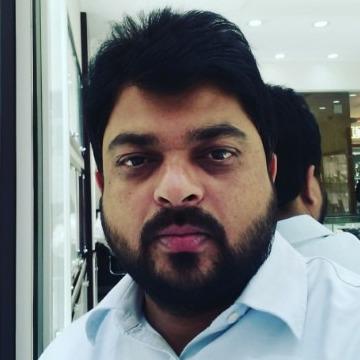 Ritesh, 41, Dubai, United Arab Emirates