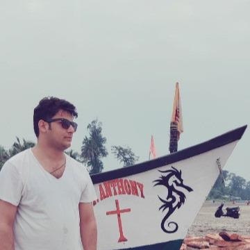 Rahul Pratap Singh, 25, Gurgaon, India