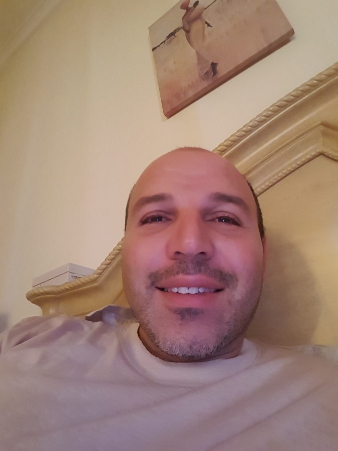 Waleed, 44, Dubai, United Arab Emirates