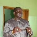 Mudashirul Lawal, 56, Lagos, Nigeria
