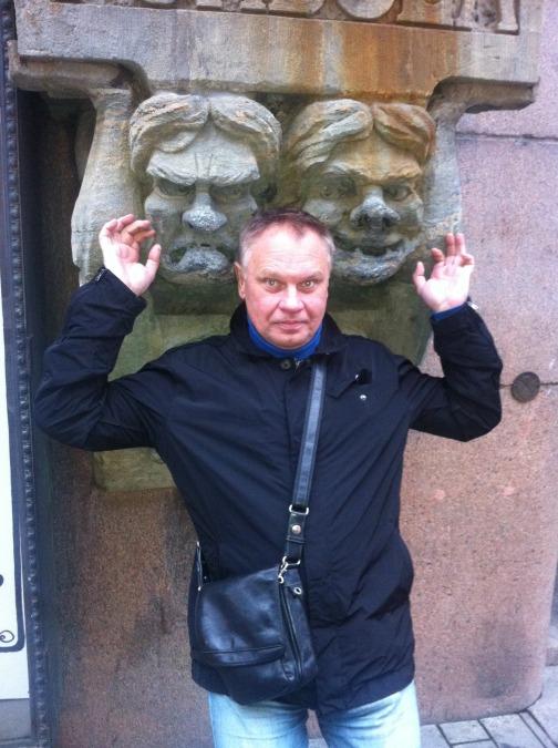 Igor Korzhavin, 56, Saint Petersburg, Russian Federation