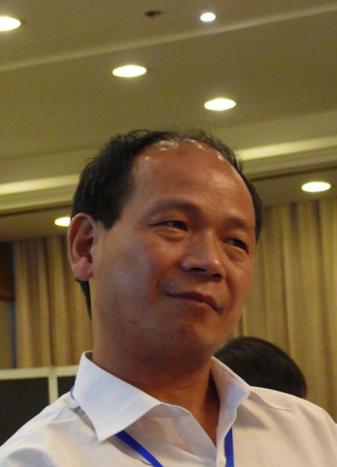Junhua Chang, 51, Shanghai, China