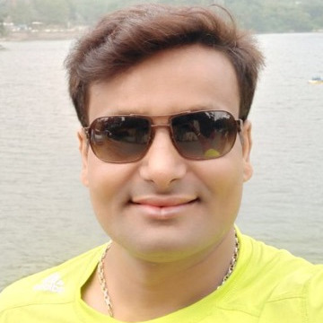 Kavish, 36, Ahmedabad, India