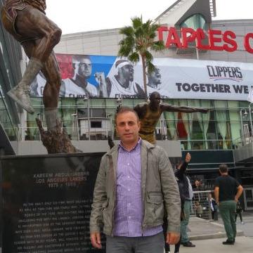 Metin Çelen, 43, Istanbul, Turkey
