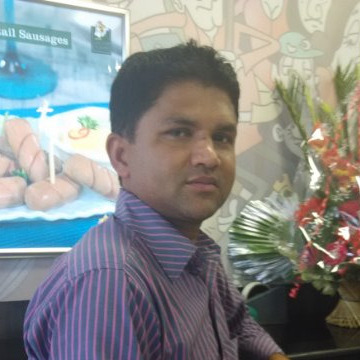 Shaqib Ali, 36, New Delhi, India