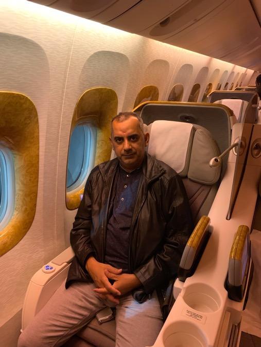 Said Amri, 43, Muscat, Oman