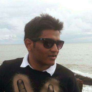Abhinav Jain, 28, New York, United States