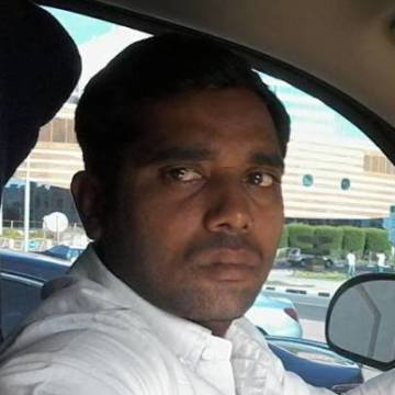 Anwarpatel Biradar, 34, Jakarta, Indonesia