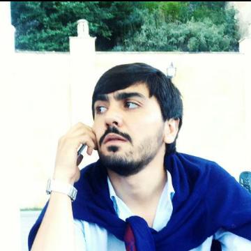 Hikmet, 31, Baku, Azerbaijan