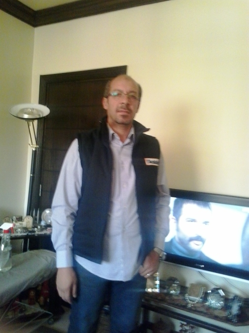 Samer Samer Samer, 54, Damascus, Syria