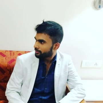 Shubham Kumar, 27, Bangalore, India