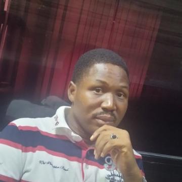 Obero Diamond, 36, Port Harcourt, Nigeria