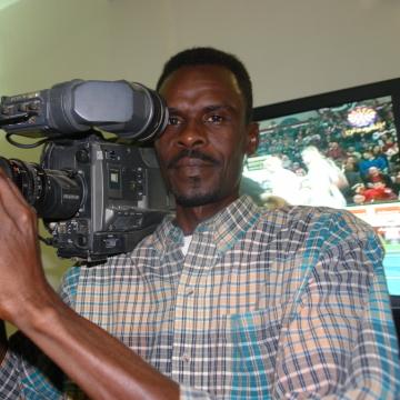 Elsadig Adam Ieasa, 53, Khartoum, Sudan