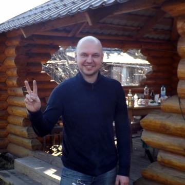 Timur Anosov, 39, Tambov, Russian Federation