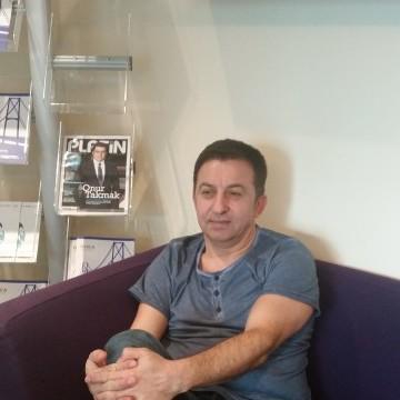 Tayfun Demirbüken, 56, Istanbul, Turkey