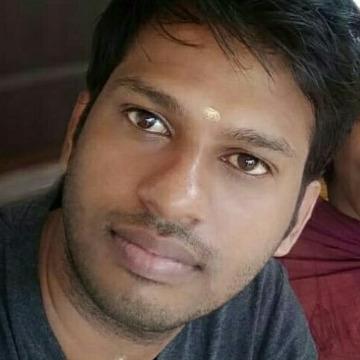 Yogesh, 34, Chennai, India