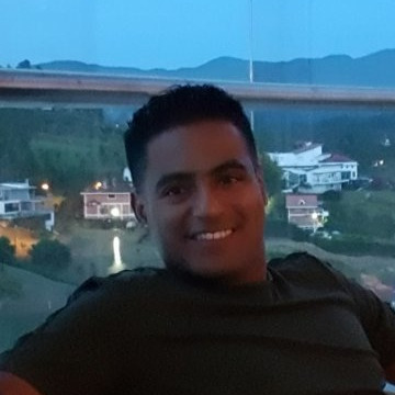 Juan Rua, 38, Medellin, Colombia