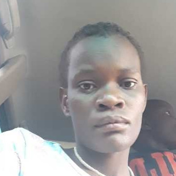 Fatima Eises, 29, Tsumeb, Namibia