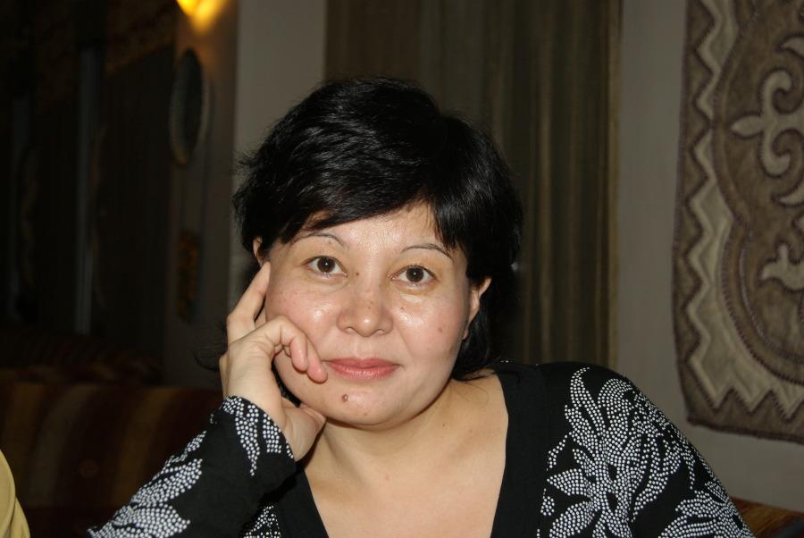 Saniya, 47, Almaty, Kazakhstan