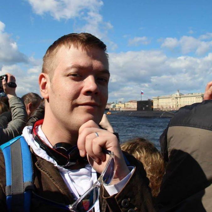 Eg or, 35, Saint Petersburg, Russian Federation