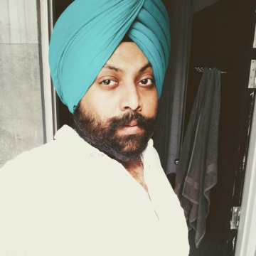 Harmanpreet Singh, 31, Ludhiana, India