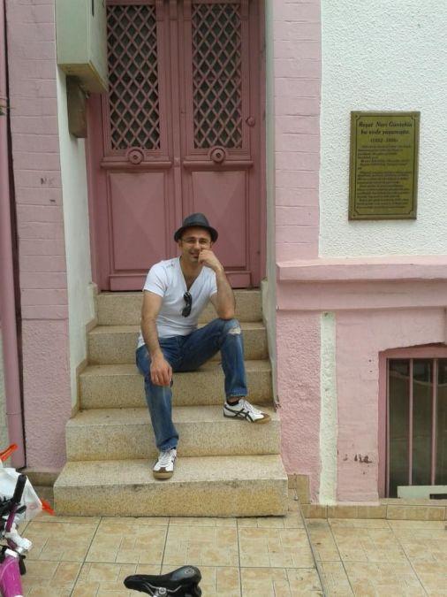 oğuz, 31, Istanbul, Turkey