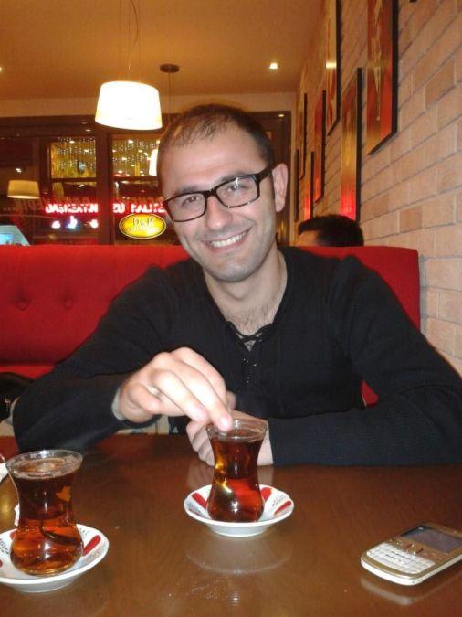 oğuz, 32, Istanbul, Turkey