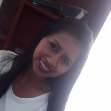 Nancy Chasoy, 30, Ciudad Bolivar, Venezuela