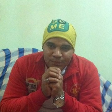 Saleh Gaber, 30, Qena, Egypt