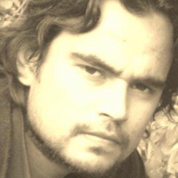 Alqas Hasan, 35, New Delhi, India