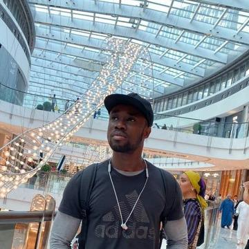 Freddy Nana Nyarko, 35, Dubai, United Arab Emirates