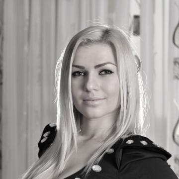 Olya Murahovskaya, 26, Lviv, Ukraine